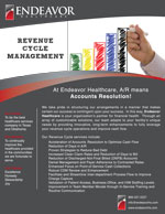 Endeavor Revenue Cycle Brochure